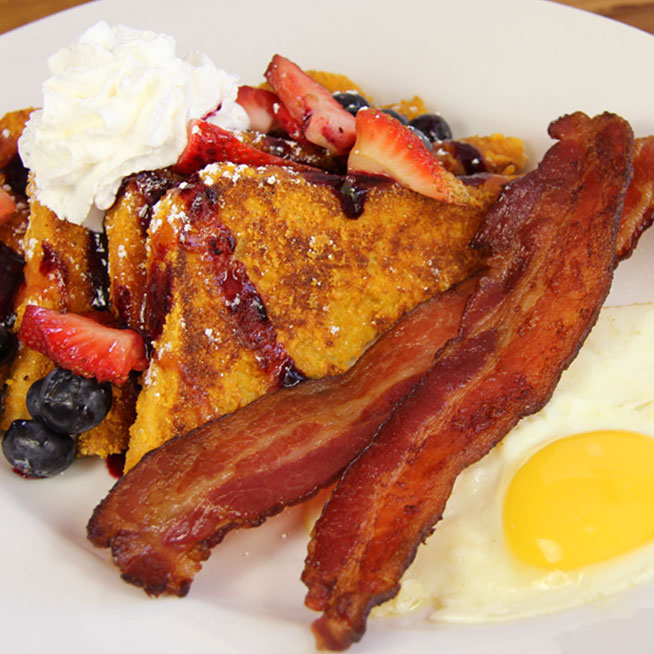 Oink French Toast
